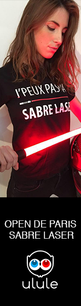 Open de Paris - Sabre Laser