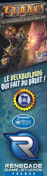 Clank! - Les aventuriers du Deckbuilding