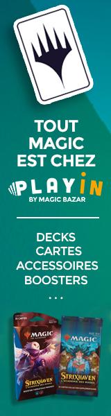 Tout Magic chez Play-in