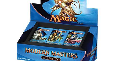 Toutes les cartes Modern Masters 2015