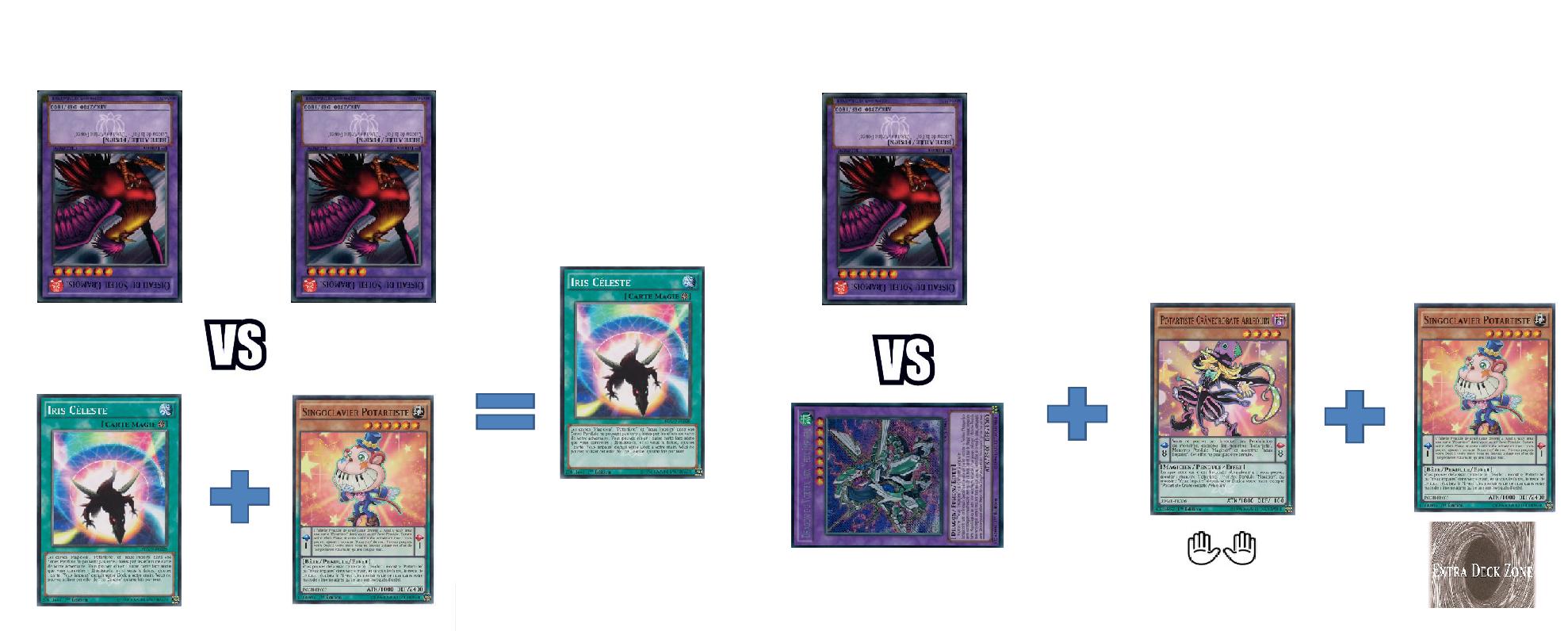 Vortex Dragon avec Singoclavier et Iris Céleste