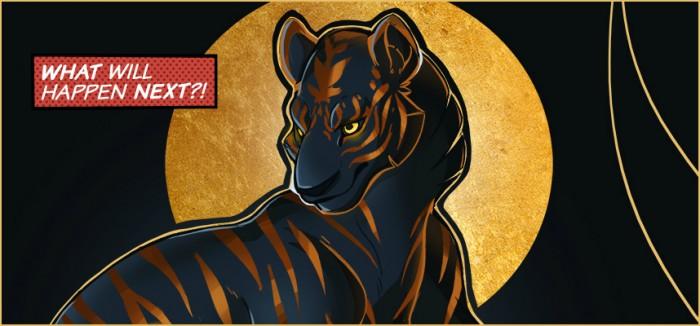 Tigre par Serigruh