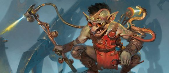 Toutes les cartes du Duel Decks: Elves vs. Inventors