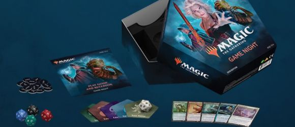 Toutes les cartes Game Night 2019
